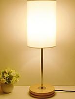 abordables -Traditionnel/Classique Décorative Lampe de Table Pour Bois/Bambou 220-240V