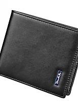 Недорогие -Муж. Мешки Бумажники Несколько слоев для Офис и карьера Синий