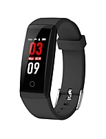 cheap -Smart Watch Bluetooth Calories Burned Pedometers Touch Sensor APP Control Pulse Tracker Pedometer Sleep Tracker Alarm Clock Pulsometer