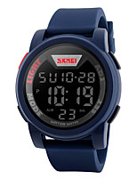 cheap -SKMEI Men's Digital Digital Watch Fashion Watch Sport Watch Calendar / date / day Water Resistant / Water Proof Large Dial Stopwatch LCD