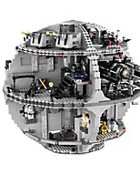 cheap -Death Star Building Blocks 3803pcs Exquisite Boutique Classic Theme Toy Toy Gift