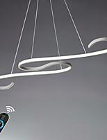 preiswerte -UMEI™ Künstlerisch Schick & Modern Kronleuchter Raumbeleuchtung - Verstellbar Abblendbar, 110-120V 220-240V, Dimmbar mit Fernbedienung,