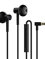 cheap -Xiaomi Earphone Wired Headphones Dynamic Plastic Mobile Phone Earphone Headset