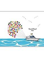 Недорогие -Рамы с местом для подписей Прочее Пляж Классика Романтика Урожай ThemeWithУзоры / принт