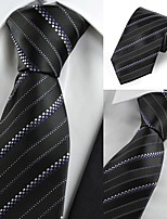 cheap -Men's Work Necktie - Striped