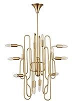 cheap -JLYLITE Chandelier Ambient Light - Mini Style, Artistic Chic & Modern, 110-120V 220-240V Bulb Not Included