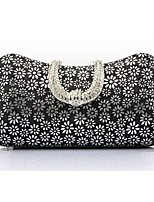 cheap -Women's Bags Others Evening Bag Buttons for Wedding / Event / Party Gold / Black / Silver