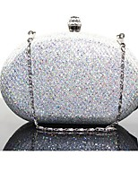 cheap -Women's Bags Others Clutch Buttons Silver / Light Gold / Light Grey