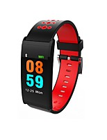 cheap -Smart Watch Bluetooth Calories Burned Pedometers Touch Sensor APP Control Pulse Tracker Pedometer Activity Tracker Sleep Tracker Alarm