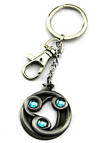 cheap -Cosplay Accessories Inspired by Cosplay Other Anime Cosplay Accessories Keychain Chrome