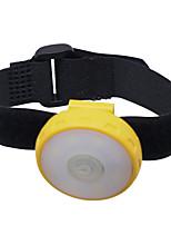preiswerte -HKV 1pc LED-Nachtlicht Kühles Weiß Knopf Batteriebetrieben Sicherheit Einfach zu tragen Batterie