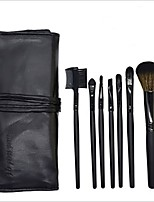 cheap -7 pcs Professional Makeup Brushes Makeup Brush Set / Lip Brush / Eyeshadow Brush Artificial Fibre Brush / Synthetic Hair Eco-friendly /