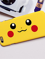 cheap -Case For Apple iPhone 6 Plus iPhone 7 Plus Pattern Back Cover Cartoon Hard PC for iPhone 7 Plus iPhone 7 iPhone 6s Plus iPhone 6s iPhone