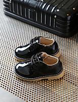 abordables -Fille Garçon Chaussures Polyuréthane Printemps Confort Basket pour Décontracté De plein air Noir Jaune Rose