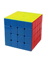 cheap -Rubik's Cube 1 PCS YongJun D0898 Revenge 4*4*4 Smooth Speed Cube Magic Cube Puzzle Cube Glossy Gift Unisex