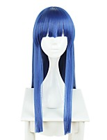 cheap -Cosplay Wigs Cosplay Other Anime Cosplay Wigs 70cm CM Heat Resistant Fiber All