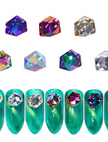 cheap -70pcs Rhinestones Nail Jewelry Crystal Gems Elegant & Luxurious Sparkle & Shine Crystal Luxury Fashionable Design Sparkling Crystal /