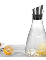 abordables -Drinkware Verre à haute teneur en bore Pot d'eau et bouilloire Pichet à eau claire Portable Girlfriend cadeaux Boyfriend cadeaux Mignon
