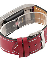 cheap -Watch Band for Fitbit Charge 2 Fitbit Modern Buckle Genuine Leather Wrist Strap
