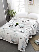 preiswerte -Gemütlich - 1 Bettdecke / 1 Stk. Steppdecke Sommer Polyester Blumen