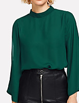 cheap -Women's Cute Active Blouse - Solid Colored