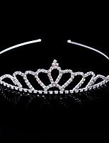 cheap -Girls' Hair Accessories, All Seasons Spandex Clips & Claws - Silver