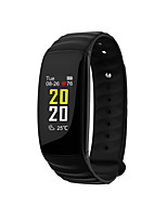cheap -Smartwatch H107 for Android 4.4 / iOS Bluetooth / Calories Burned / Pedometers Pulse Tracker / Pedometer / Activity Tracker / 100-120