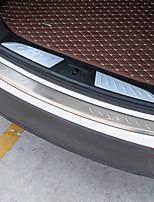 abordables -0.8m Barra de umbral del coche for Cajuela Externo Común Acero Inoxidable For Buick 2017 / 2016 / 2015 Guardar