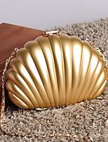 Недорогие -Жен. Мешки Вечерняя сумочка Кристаллы для Свадьба Для праздника / вечеринки Все сезоны Золотой Белый Черный