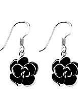 cheap -Women's Flower Drop Earrings - Bohemian / Korean Gold / Silver Earrings For Party / Gift