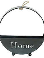 cheap -1pc Metal European Style Modern / ContemporaryforHome Decoration, Home Decorations Decorative Objects Gifts Gifts