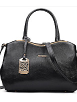 cheap -Women's Bags PU Shoulder Bag Zipper for Casual Fall Winter Blue White Black Red