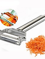 cheap -Kitchen Tools Stainless Multifunction / Creative Kitchen Gadget Peeler & Grater Vegetable 1pc