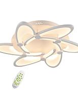 baratos -OYLYW Chique & Moderno Moderno / Contemporâneo Montagem do Fluxo Luz Ambiente - Regulável, 110-120V 220-240V, Dimmable Com Controle Remoto