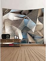 cheap -Still Life Cartoon Wall Decor 100% Polyester Contemporary Modern Wall Art, Wall Tapestries Decoration