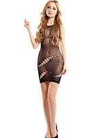 abordables -Costumes Vêtement de nuit Femme - Maille, Jacquard