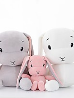 cheap -Rabbit Animal Stuffed Animal Plush Toy Comfy Lovely Gift 1pcs