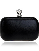 cheap -Women's Bags Clutch Buttons for Event / Party All Seasons Blue Gold Black Silver Red
