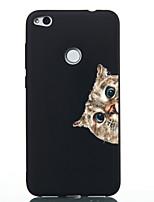 preiswerte -Hülle Für Huawei P20 lite P20 Muster Rückseite Katze Weich TPU für Huawei P20 lite Huawei P20 P10 Lite P10 Huawei P9 Lite P8 Lite (2017)