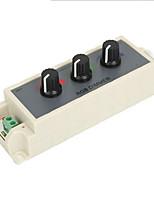 Недорогие -1шт Трехнаправленные Газонокосилка Переключатель светорегулятора Контроллер RGB пластик