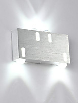 abordables -Simple LED Lámparas de pared Para Sala de estar Dormitorio aluminio Luz de pared 85-265V 3W