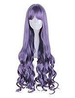 cheap -Cosplay Wigs Cardcaptor Sakura Other Anime Cosplay Wigs 80cm CM Heat Resistant Fiber All