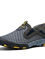 abordables -Homme Chaussures Cuir Similicuir Printemps Eté Confort Mocassins et Chaussons+D6148 pour Décontracté Gris Marron Vert