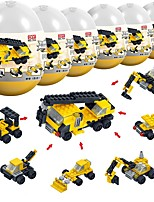 cheap -Building Blocks 194pcs Architecture / Vehicles Stress and Anxiety Relief / Parent-Child Interaction Truck / Dozer Gift
