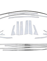 cheap -Car Stickers Business Window Trim Not Specified Window Trim