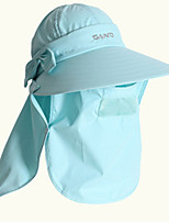 cheap -Visor Spring Summer Fast Dry Breathability Women's Cotton Solid Colored