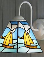 Недорогие -Диммируемая Деревенский стиль Освещение ванной комнаты Назначение Спальня Металл настенный светильник 220-240Вольт 40W