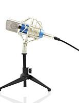 baratos -KEBTYVOR BM700+PC03 Com Fio Microfone microfone do estúdio Microfone Condensador Microfone Portátil Para Microfone de Computador