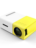 preiswerte -Smart führte Projektor vga hdmi 3.5mmaudio tf usb Mini tragbare Home Entertainment hohe Auflösung