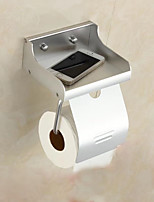 cheap -Toilet Paper Holder Multifunction Contemporary Aluminum 1pc - Bathroom N / A Wall Mounted